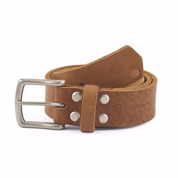 Rustico Mens Leather Belt