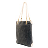Catalina Canvas Leather tote -