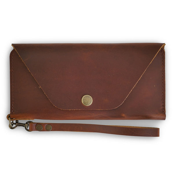 Continental Clutch Leather Wallet
