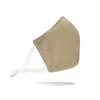 Adjustable Rustico Face Mask - Khaki -