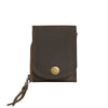 Haven Mini Multifunction Wallet - Dark Brown