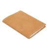 Large Leather Composition Cover -