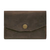 Lucky Eleven Leather Ammo Case - Dark Brown