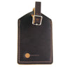 Leather Luggage Tag -