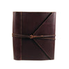Soft Leather Binder with flap - 8.5