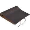Soft Leather Binder - 8.5
