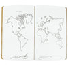 Globetrotter Travel Journal -