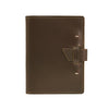 Wasatch Leather Notebook - Dark Brown