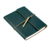 Writers Log Large Leather Notebook -