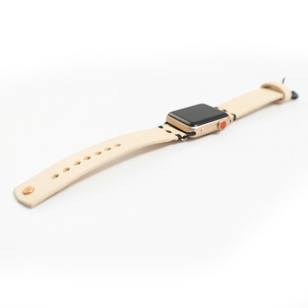Epoch Leather Apple Watch Band