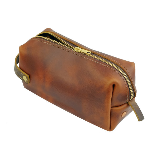 High Line Large Leather Pouch