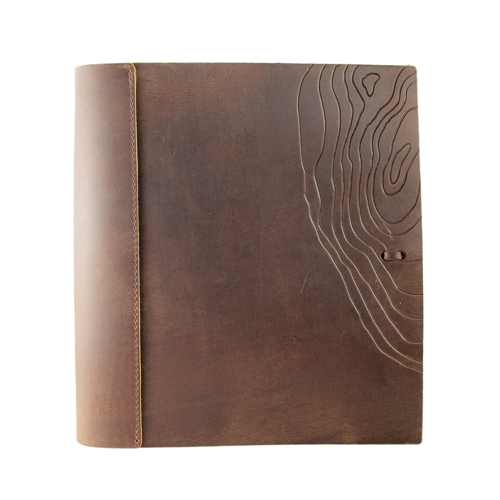 Soft Leather Binder Special Edition - 8.5