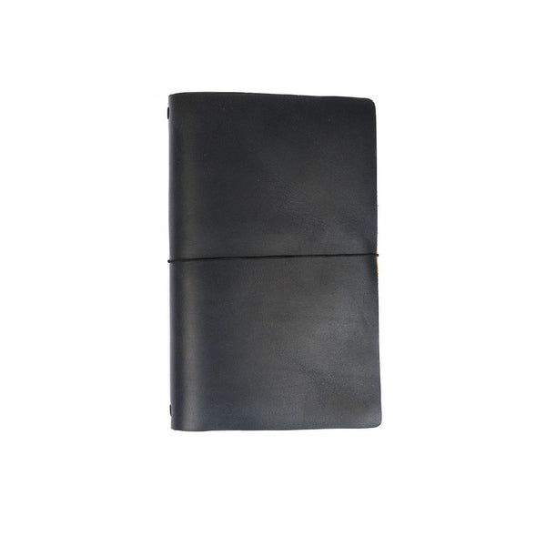 Limited Edition PAPAYA! Leather Notebook