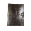 Leather Business Folio - Charcoal