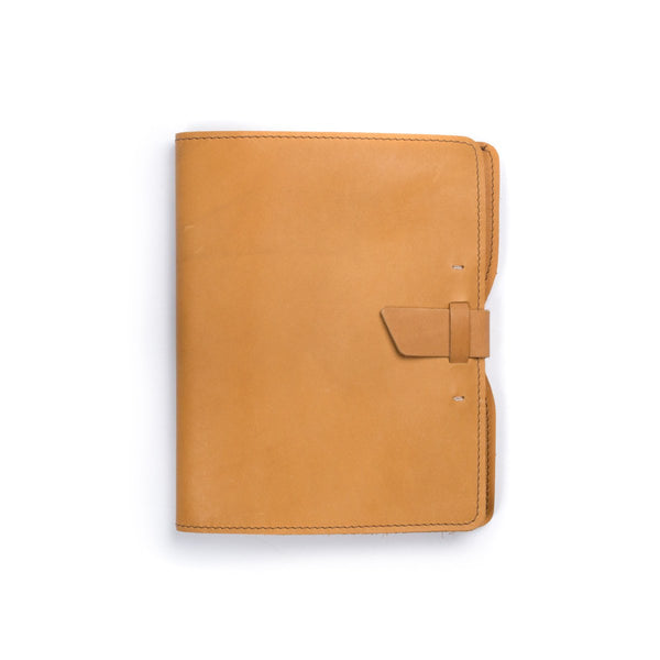 Leather iPad X-Case