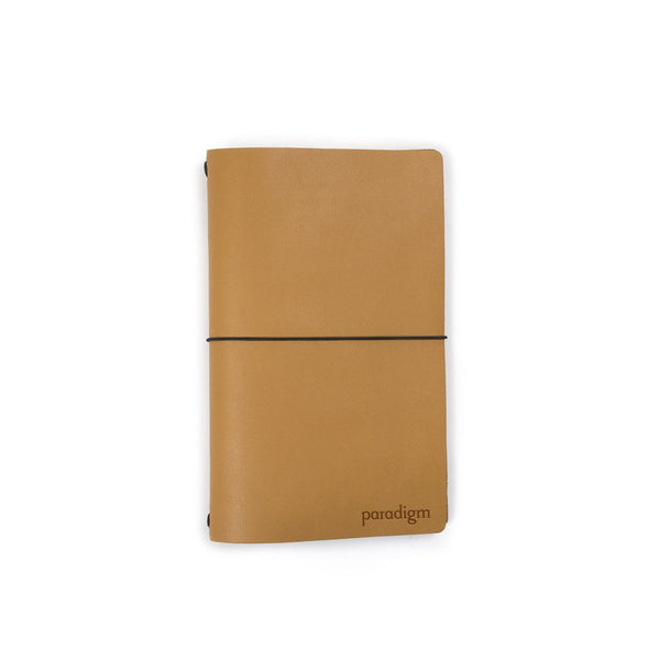 Paradigm Leather Journal
