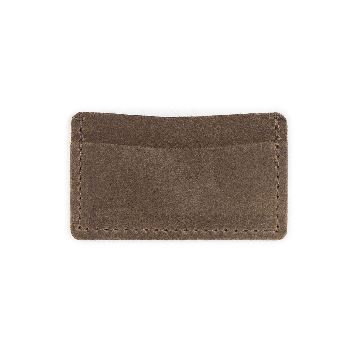 Single Track Leather Wallet