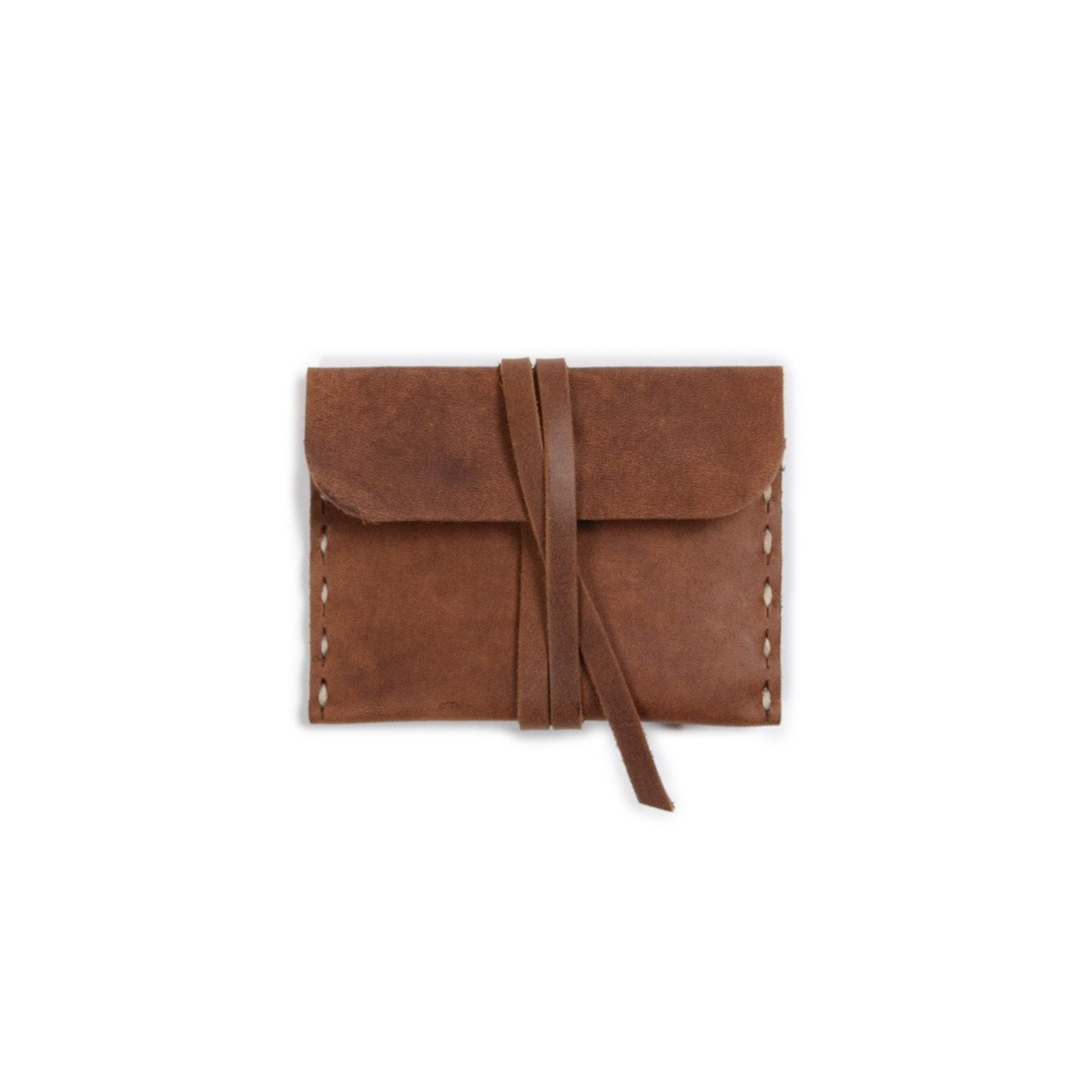 9ca52ed2e97d Stowaway Small Leather Pouch