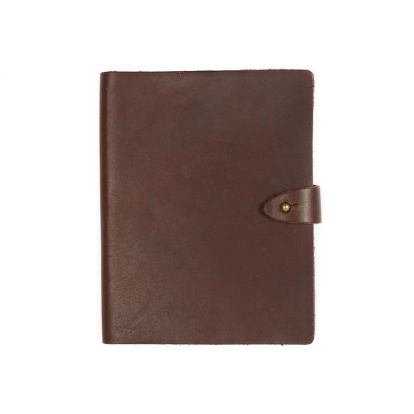 Venture Leather Notebook