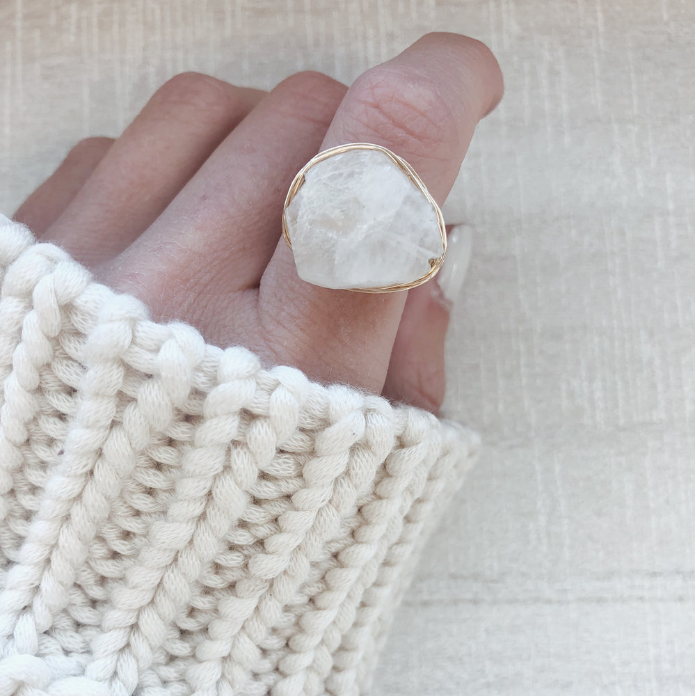 COVE COCKTAIL RING
