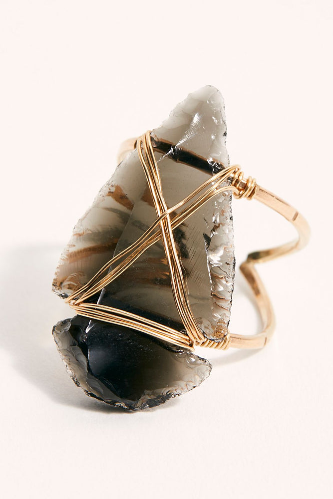 COYOTE ARROW RING