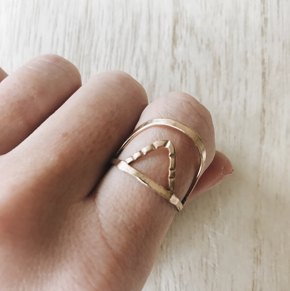 'Moraine Lake' Ring