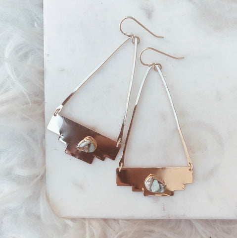 'Dry Creek' Earrings