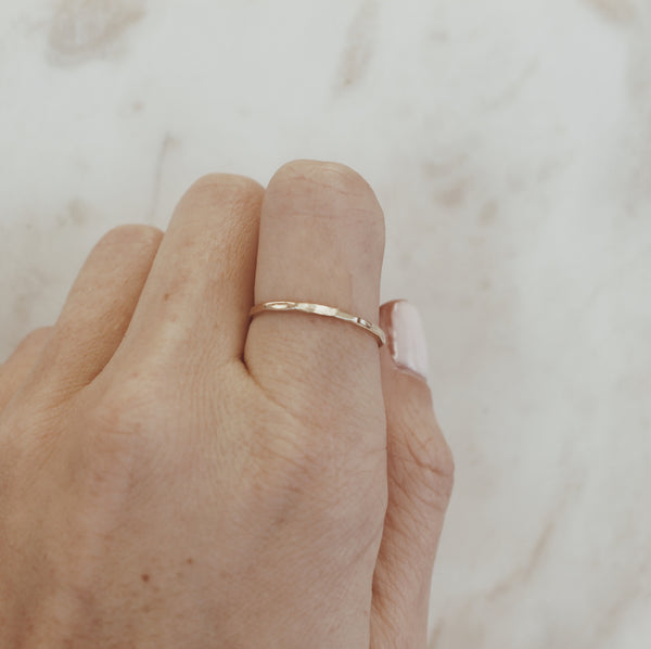 Classic Stack ring