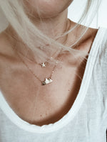 Handmade Boho Mini Star Necklace