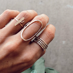 MINI DOTS RING