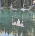 MINI MOUNTAINS NECKLACE