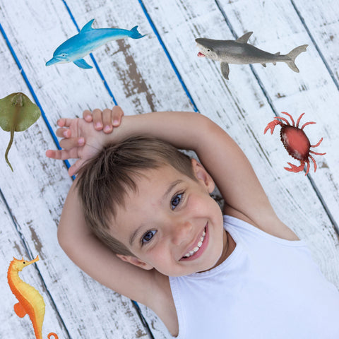 sea creature toys for imaginative play