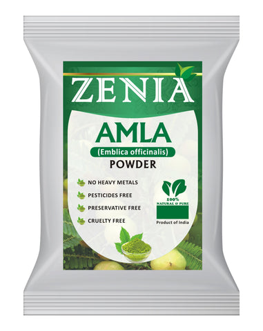 Zenia Pure Amla Powder (Indian Gooseberry)
