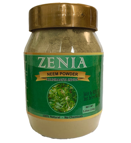 Zenia Neem Powder Bottle 150g