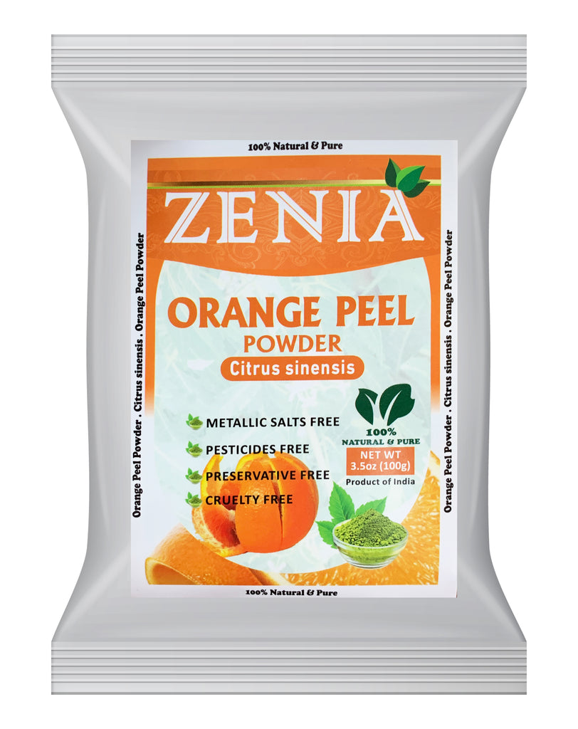 100g Zenia Orange Peel Powder