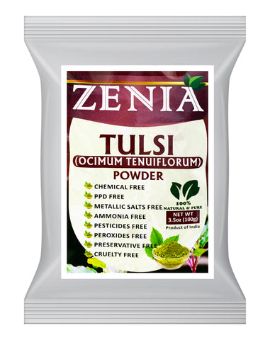 Zenia Tulsi Holy Basil Powder 100g