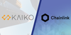 Kaiko becomes official node operator and data provider for Chainlink's network of decentralized oracles
