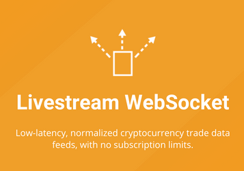 live cryptocurrency data