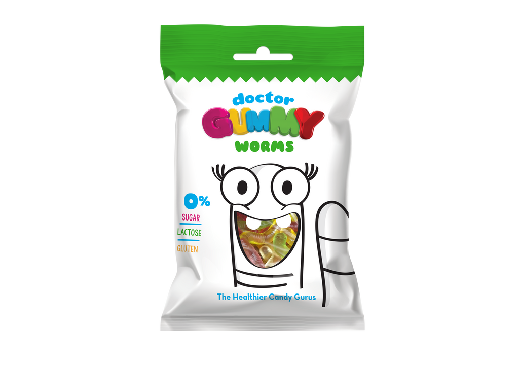 Mix DoctorGummy 14 Bags 60g