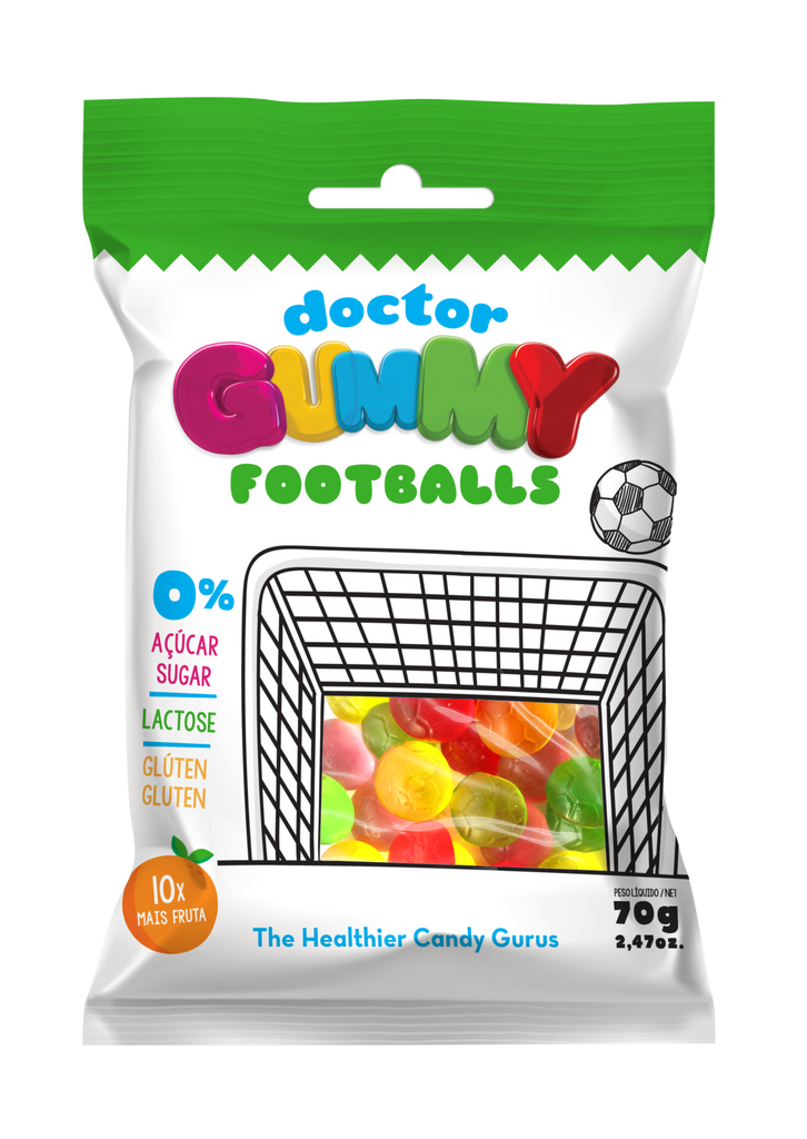 DoctorGummy Footballs