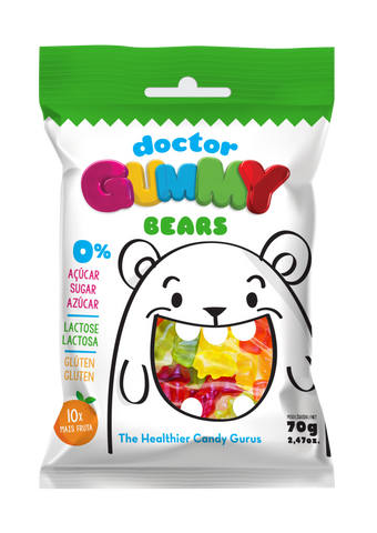 DoctorGummy Bear Gummies 70g