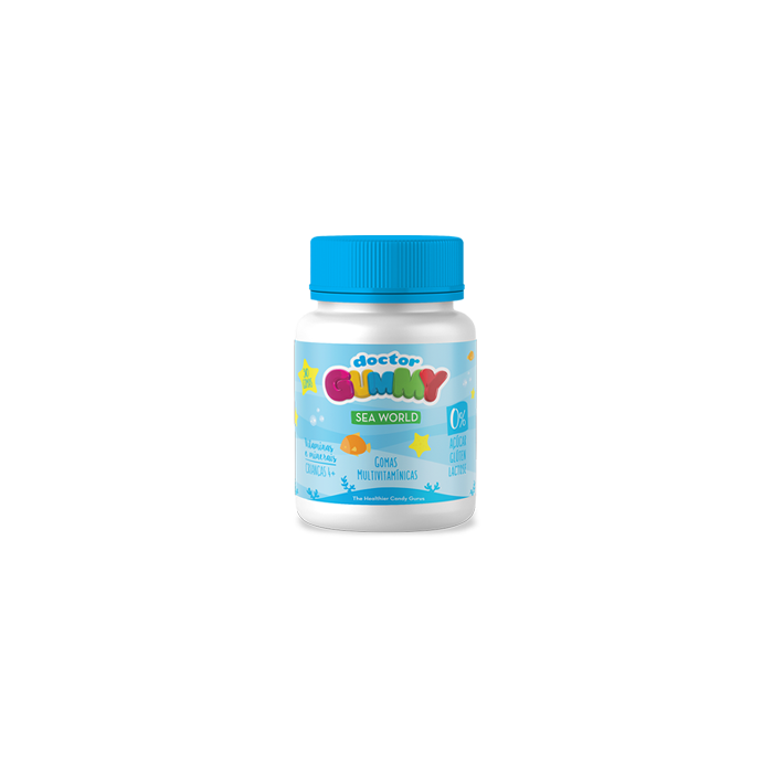 Multivitamin Gums Bottle