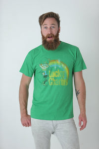 Lucky Charms T-Shirt - Tractor Beam Apparel