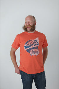 Wheaties T-Shirt - Tractor Beam Apparel