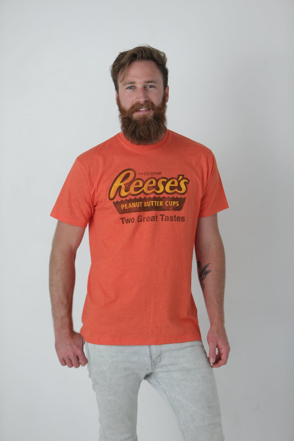 Reese's Peanut Butter Cups T-Shirt - Tractor Beam Apparel