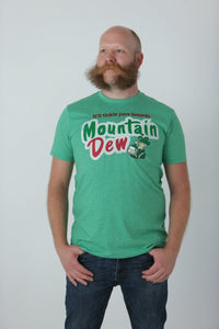 Mountain Dew T-Shirt - Tractor Beam Apparel