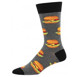Good Burger Socks - Tractor Beam Apparel