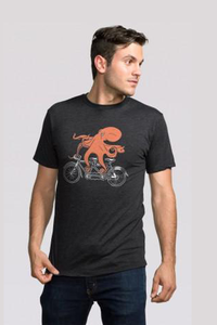 Octopedal T-Shirt - Tractor Beam Apparel