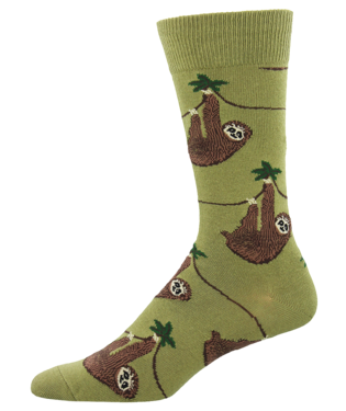 Sloth Socks - Tractor Beam Apparel