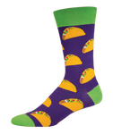 Tacos socks - Tractor Beam Apparel